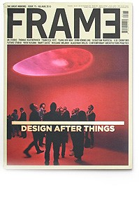 FRAME, magazine, Netherlands, 2010