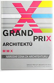 GRAND PRIX OF ARCHITECTS, magazine, CZ, 2010