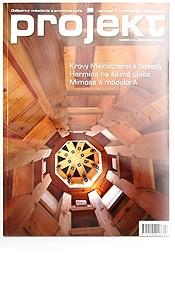 PROJEKT, magazine, CZ, 2010