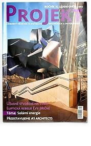 PROJEKT, magazín, ČR, 2007