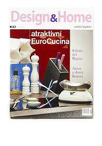 Design & Home, magazín, ČR, 2014