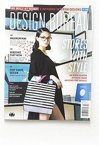 DESIGN BUREAU, magazín, USA, 2013