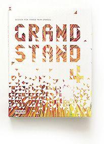 GRAND STAND, kniha, Frame – Holandsko, 2013