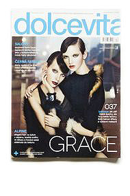 DOLCE VITA, magazine, CZ, 2014