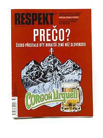 RESPEKT, magzine, CZ 2014