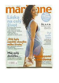 MARIANNE, magazín, ČR, 2014