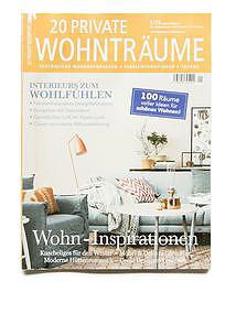 Wohntraume, magazín, Německo,2015