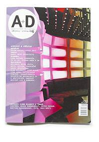 A+D, magazín, SK, 2014