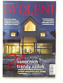 Bydlení stavba reality, magazín, ČR, 2012