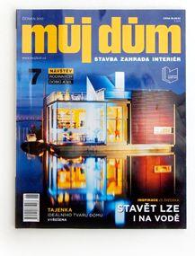 Můj dům, magazín, ČR, 2012