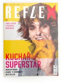 Reflex, magazín, ČR, 2012