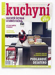 svět kuchyní, magazín, ČR, 2013