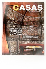 CASAS, magazine, Peru, 2011