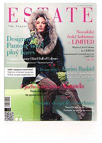 ESTATE, magazine, CZ, 2012