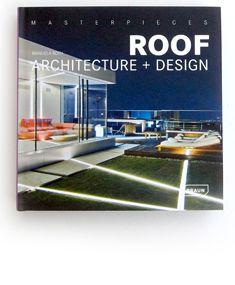 ROOF architecture + design, kniha, Braun – Švýcarsko, 2012
