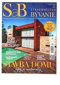 Stavebníctvo a bývanie, magazín,SK, 2012