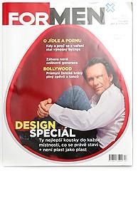 FORMEN, magazín, ČR, 2009