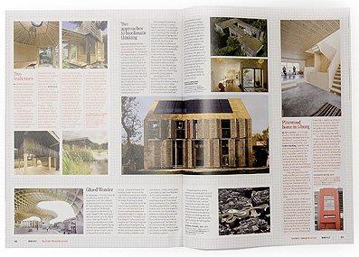 A10, magazín Holandsko, 2011