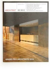 ARCHITEKT, magazine, CZ, 2012