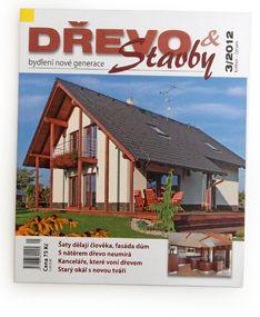 DŘEVO & stavby, magazine, CZ, 2012