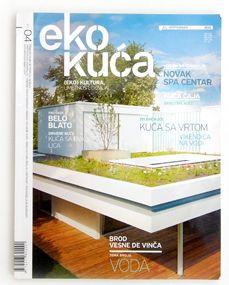 EKO KUCA, magazine, Serbia, 2012