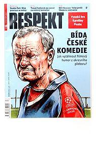 RESPEKT, magazine, CZ, 2012