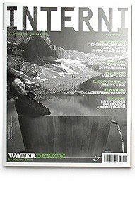 INTERNI, magazine, Italy, 2009