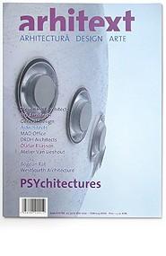 architext, magazine, Romania, 2010