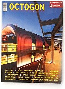 OCTOGON, magazín, Maďarsko, 2011