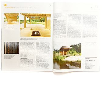 Vikend, magazine HN, CZ, 2011
