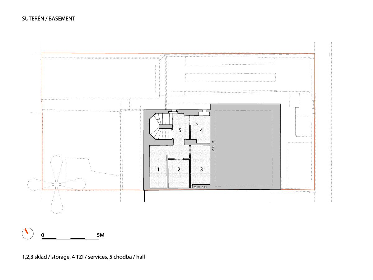 A1_W_WRK_ARC_HOUSE_HAVLOVSKA_P_BASEMENT