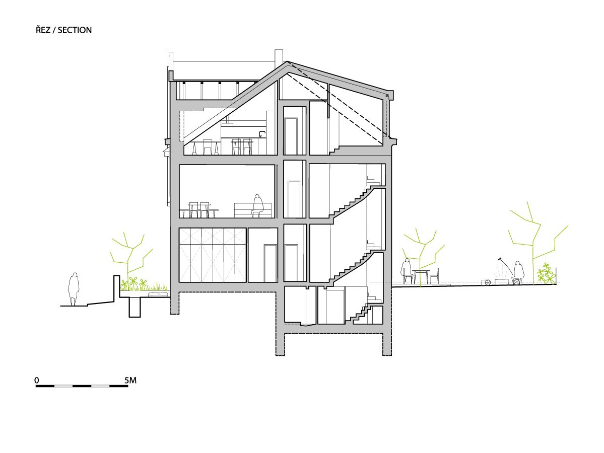 A1_W_WRK_ARC_HOUSE_HAVLOVSKA_P_SECTION
