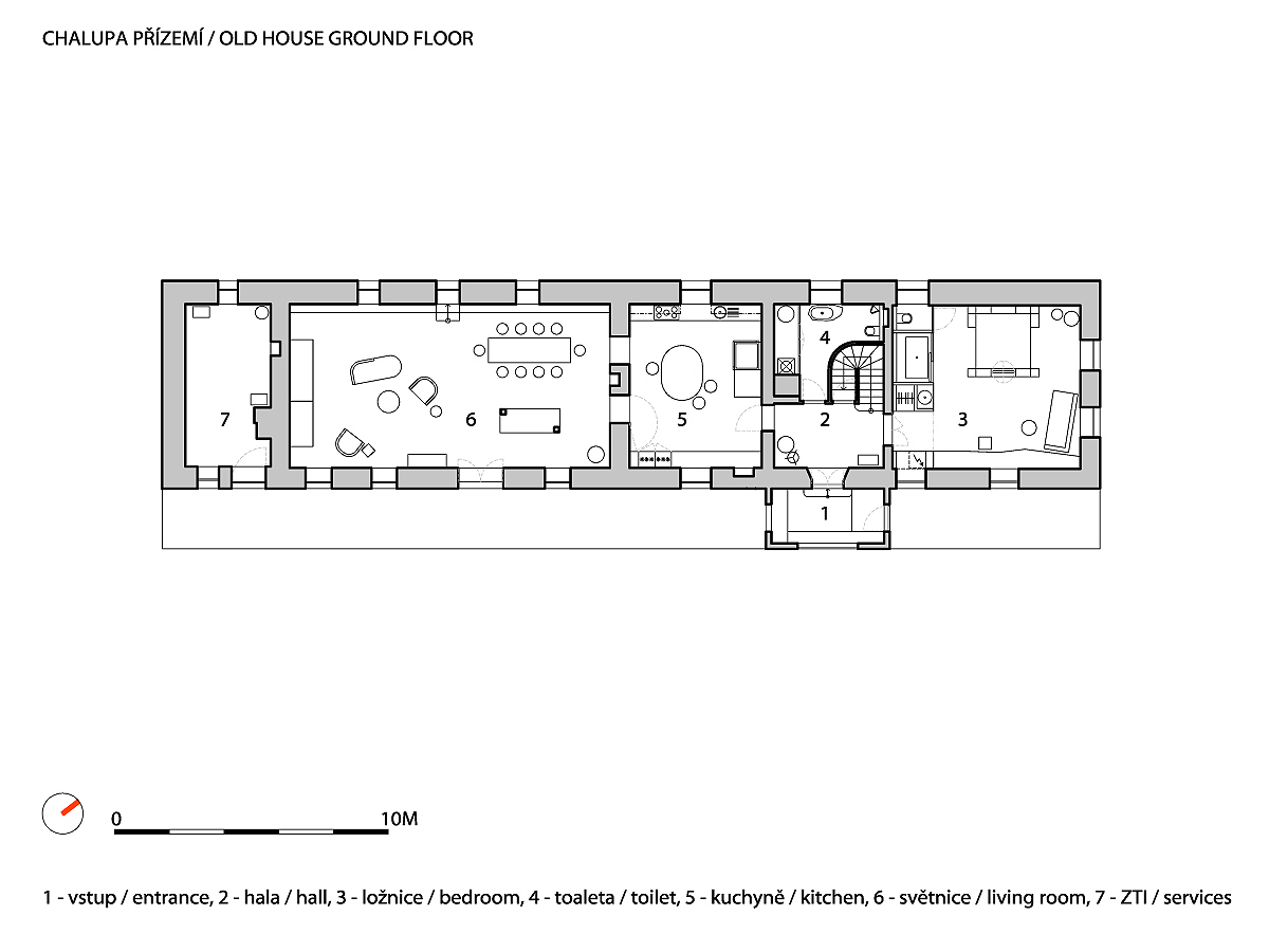 A1_W_WRK_ARC_HOUSE_MANESCHOWITZ_P_OLDHOUSE_FIRST_FLOOR