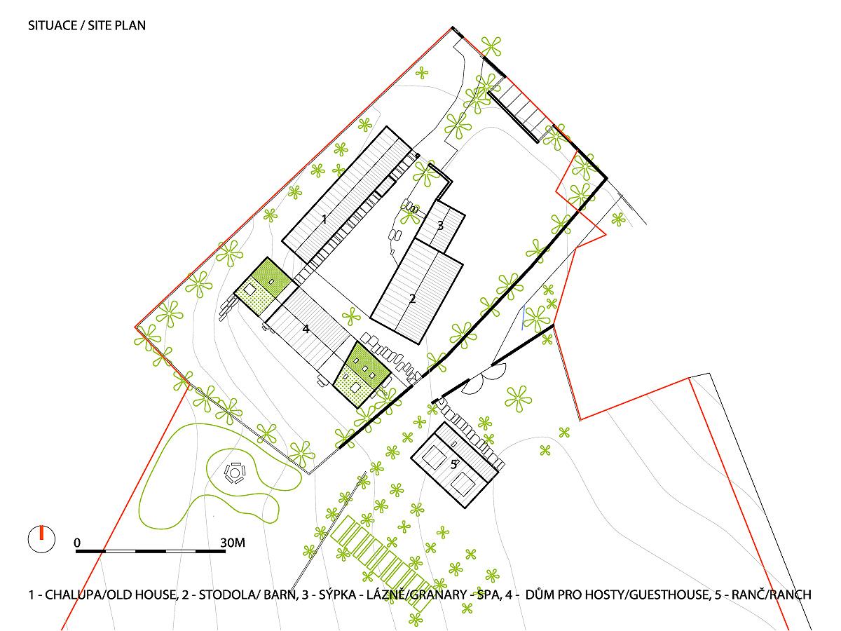 A1_W_WRK_ARC_HOUSE_MANESCHOWITZ_P_SITEPLAN