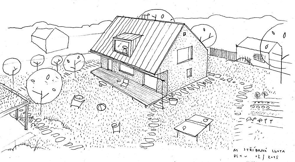 A1_W_WRK_ARC_HOUSE_MNISEK_LHOTAK_SKETCH_01