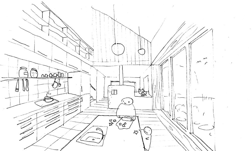 A1_W_WRK_ARC_HOUSE_OTRYBY_SKETCH_02