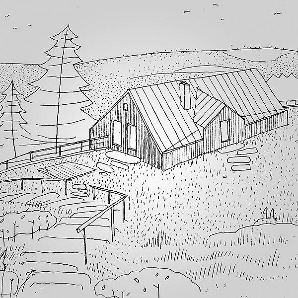 mountain hut KRNAP