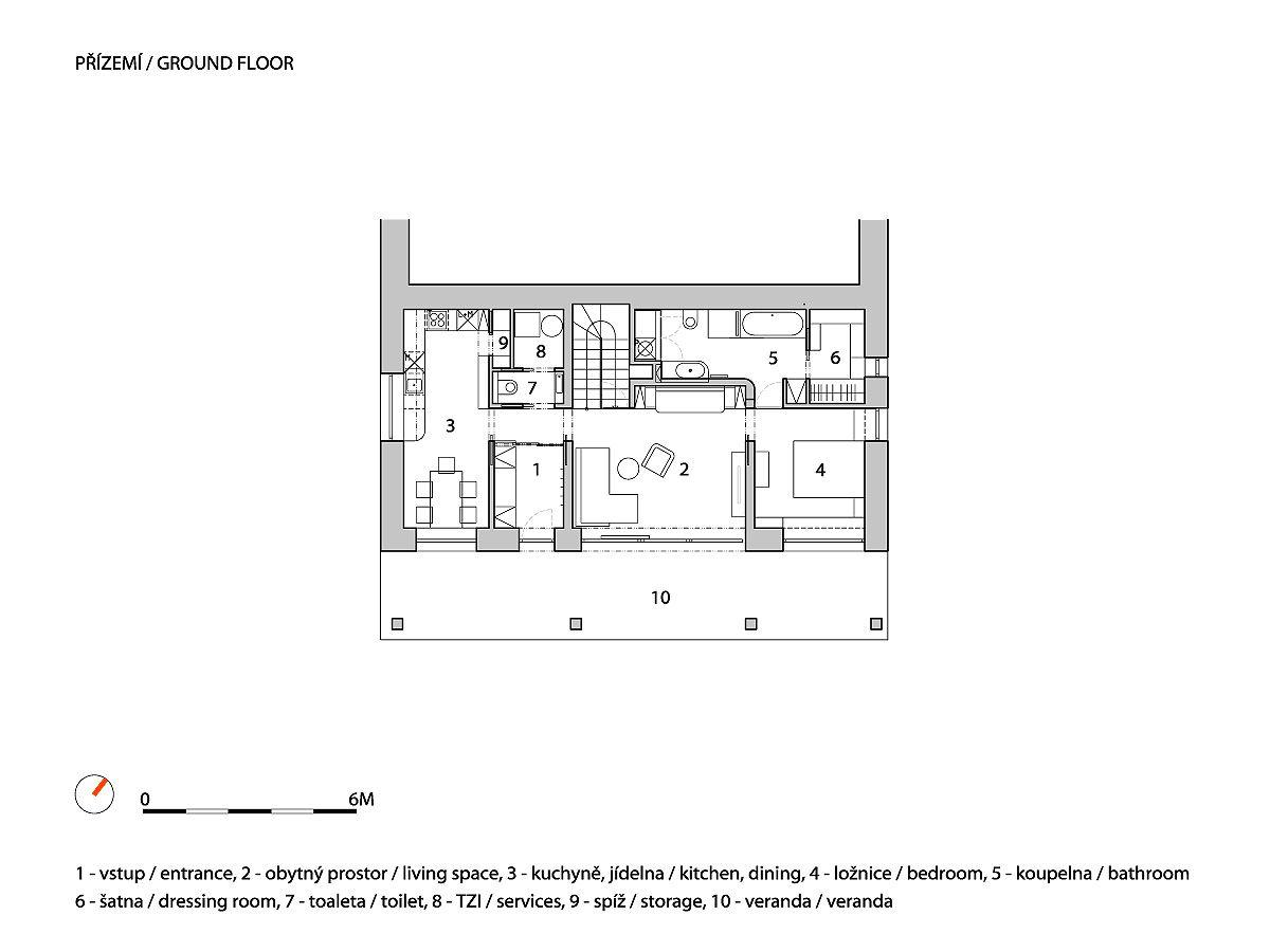 A1_W_WRK_ARC_HOUSE_VILSNICE_P_GROUND_FLOOR