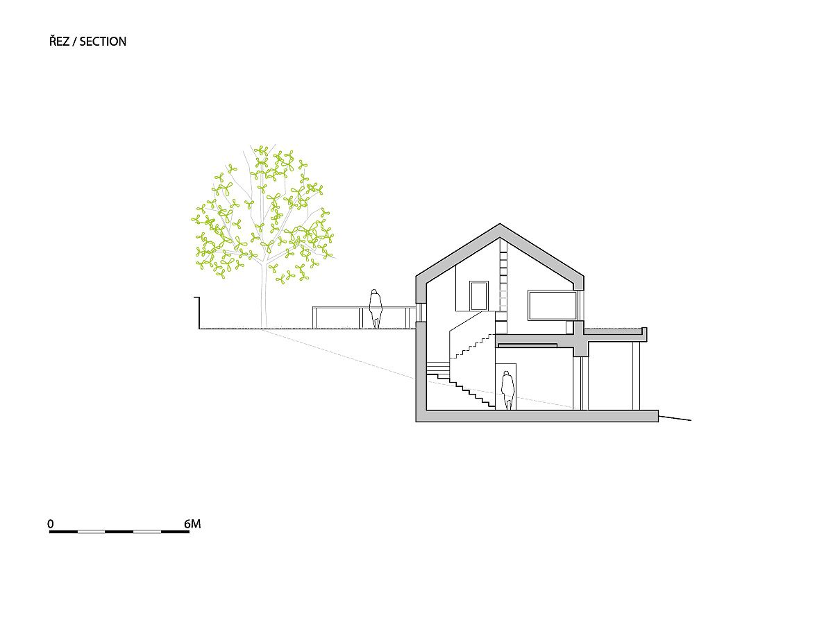 A1_W_WRK_ARC_HOUSE_VILSNICE_P_SECTION