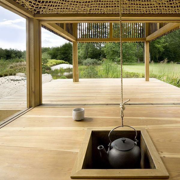 black teahouse