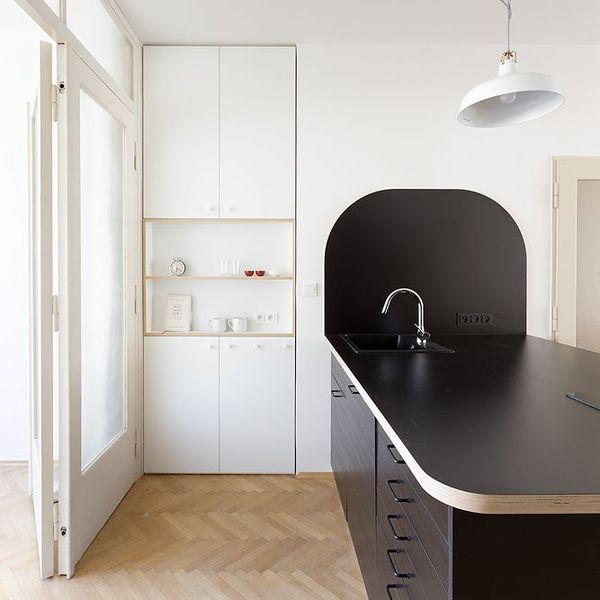 modernist apartment revival
