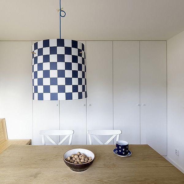 mom´s blue ´n´ white kitchen