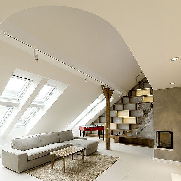rounded loft