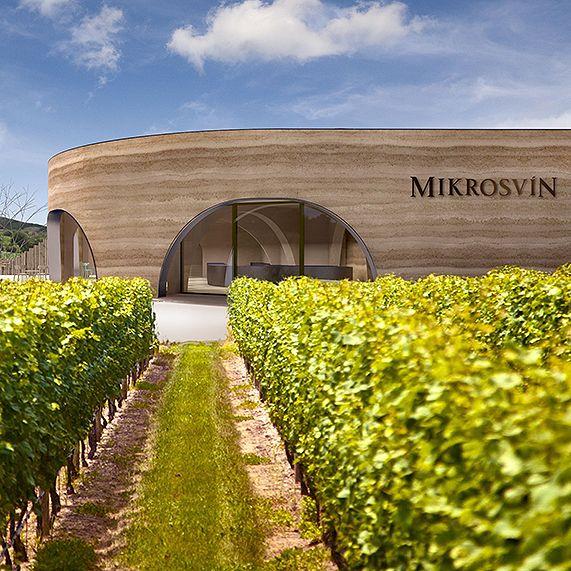 winery mikrosvín dolní dunajovice